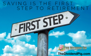 Saving Is the First Step to Retirement