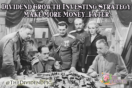 Dividend Growth Investing Strategy Meeting