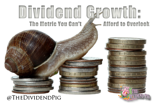 Dividend Growth - Slow and steady wins the race